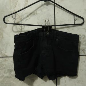 Black Madewell shorts